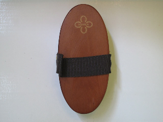 Dřevěný kartáč - hrubý