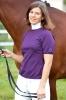 Závodní tričko fialové