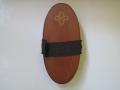 Dřevěný kartáč - jemný