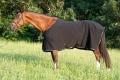 Odpocovací deka Jersey Černá